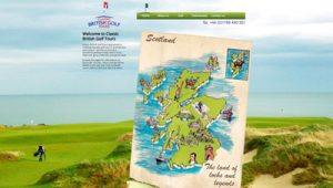 Classic British Golf Tours
