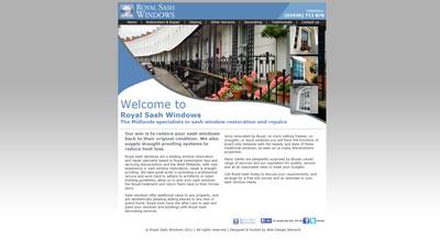 Royal Sash Windows