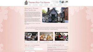 Thomas Oken Tea Room