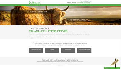 Warwick Printing