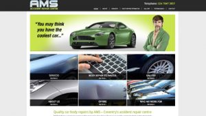 AMS Body Repair Centre