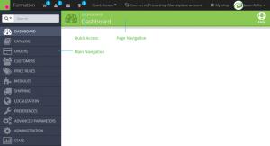 PrestaShop Navigations