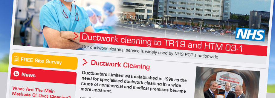 Ductbusters Ltd