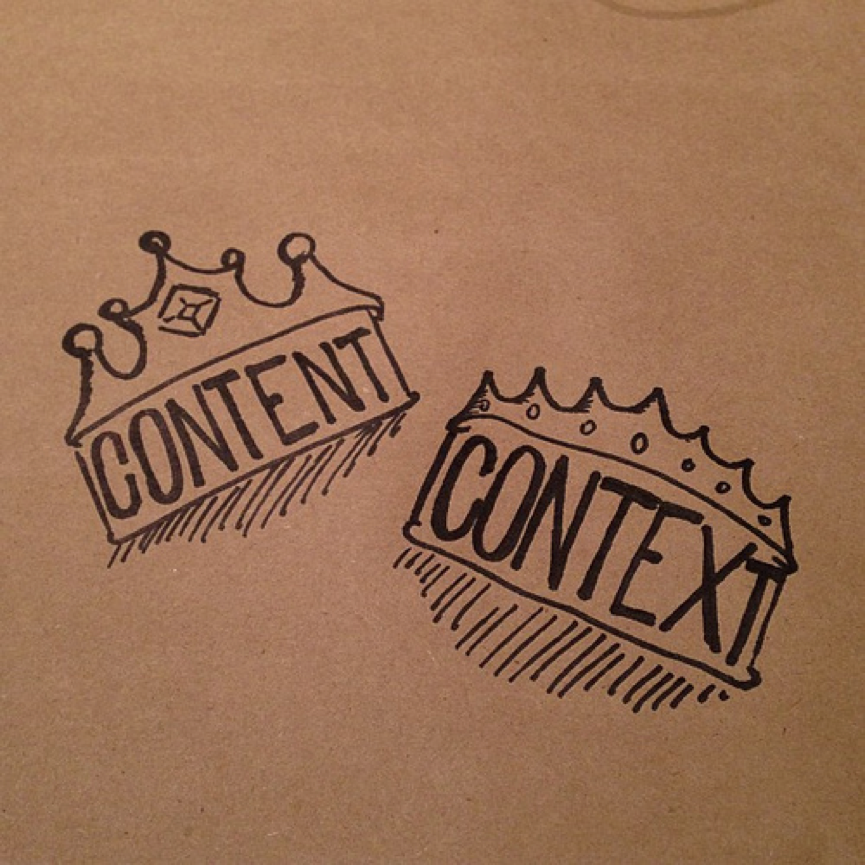 Content and context