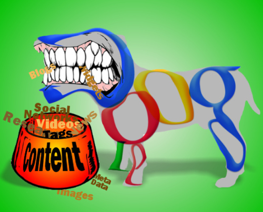 Google and content