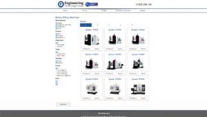 Engineering Technology Group Machine Configurator