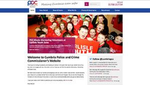Cumbria Police & Crime Commissioner