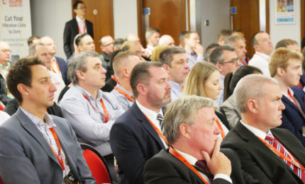 Houghton Customer Solutions Centre Launch Event