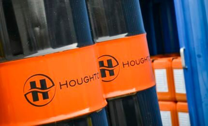 Houghton International Customer Solutions Centre Website