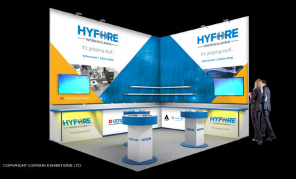 Hyfore MACH2018 Event Management, Promotional Merchandise, Exhibition Graphics and Video Showreel