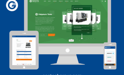 Redesigned and refreshed: Formation creates state-of-the-art website and machine tool configurator for market leading machine tool supplier ETG