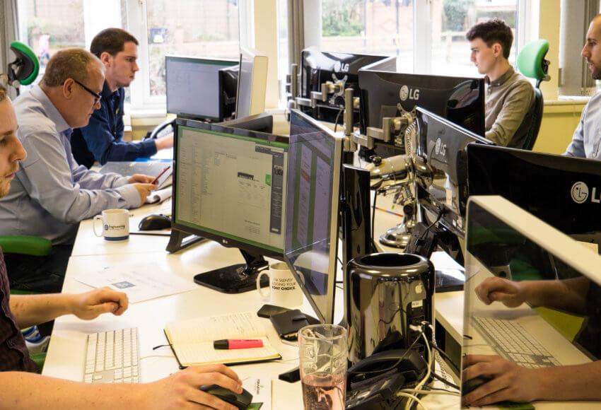 Formation Studio - Development Team / Web Developer