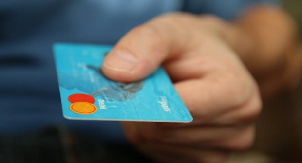 ux design credit card payment photo
