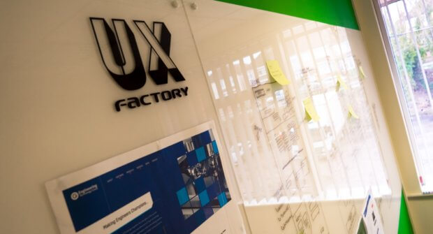 ux design factory photo