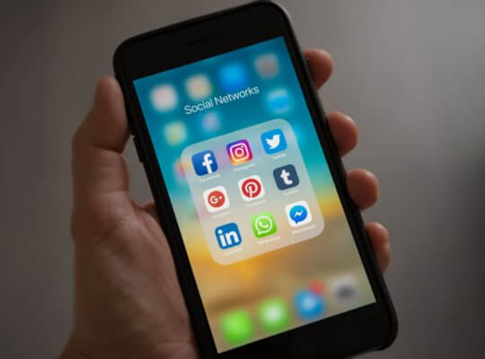 search engine marketing social media
