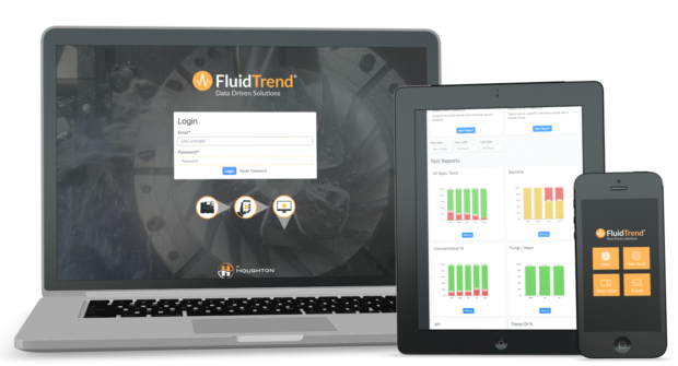 FluidTrend on multiple devices