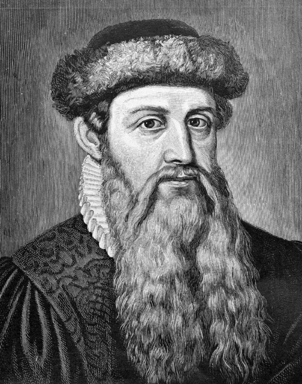 photo gutenberg press inventor