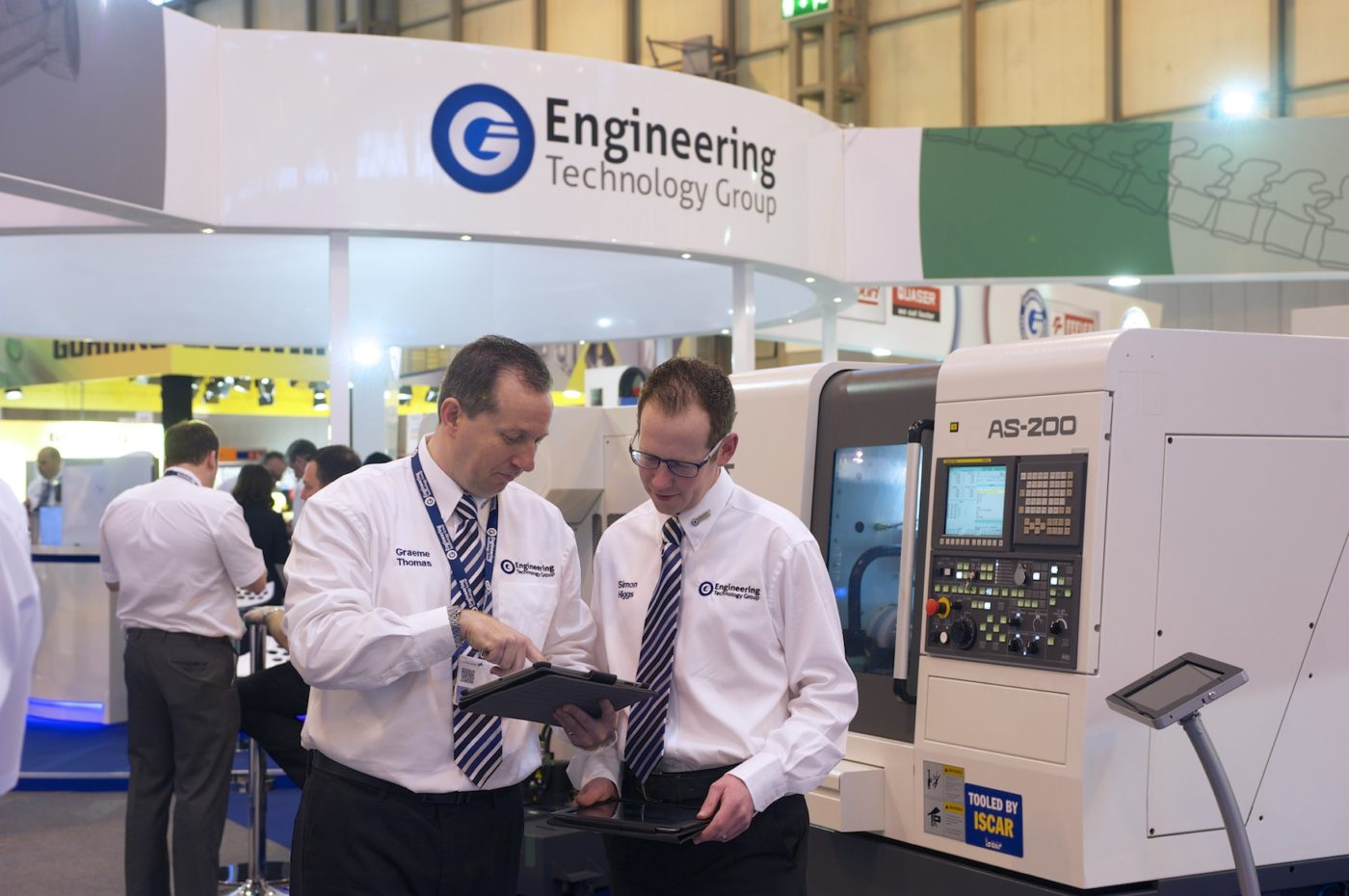 Engineering Technology Group at MACH 2014