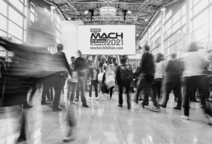 mach exhibition