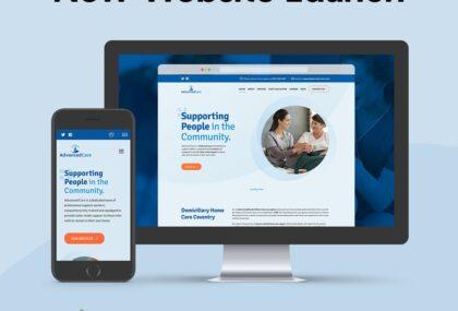Advanced Care New Website